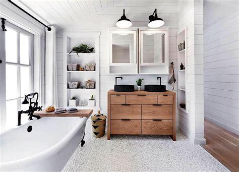 farmhouse bathroom mirror ideas biaf media home design
