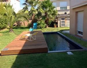 Prix Petite Piscine : terrasse mobile pour piscine fabriqu e par octavia http ~ Premium-room.com Idées de Décoration