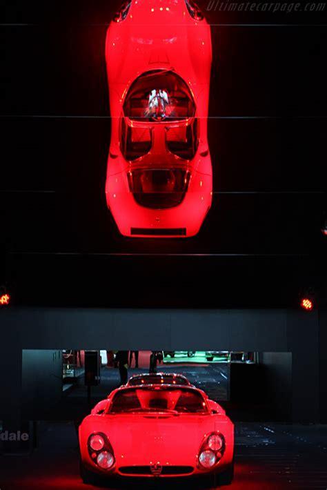 Alfa Romeo Tipo 33 Stradale - 2008 Geneva International ...