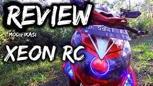 Review Modifikasi Xeon Rc 125 Fi