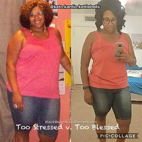 lisa lost  pounds black weight loss success