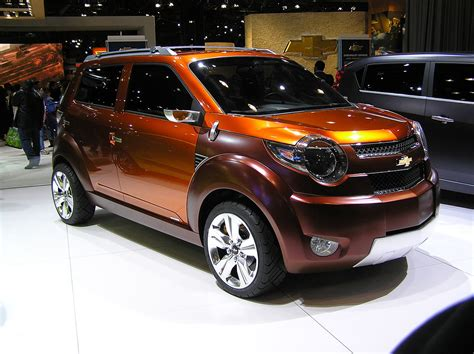 Chevrolet Trax (concept Car) Wikipedia