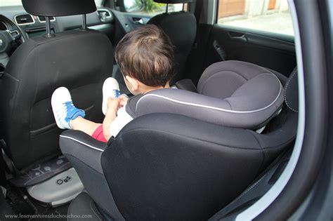 test siege auto pivotant test du siège auto spin 360 de la marque joie 3