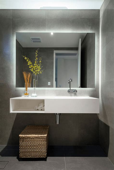 Moderne Badezimmerspiegel by 25 Best Ideas About Large Bathroom Mirrors On
