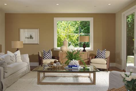 warm neutral living room paint colors