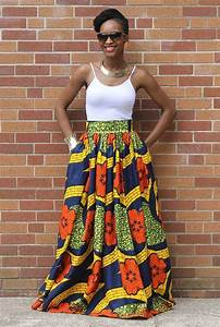 African Print Dress Styles 2017 Pattern Design Pictures