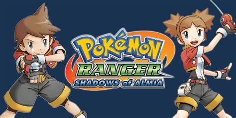 ranger shadows of almia pok 233 mon ranger shadows of almia nintendo ds nintendo
