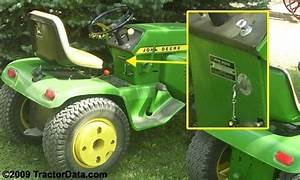 John Deere 210 Parts Diagram