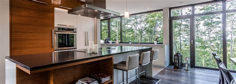 meubles bureau design cuisines modernes tendances conçues fabriquées au québec