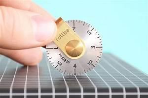Rollbe Wheel Type Measuring Tool