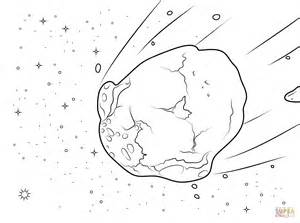 Asteroid Coloring Pages (page 2) - Pics about space