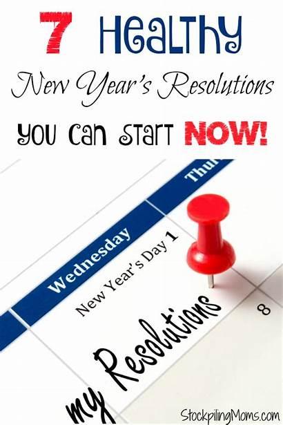 Healthy Resolutions Start