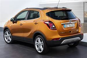 Suv Opel Mokka : opel vauxhall mokka x b segment suv gets facelift image 438910 ~ Medecine-chirurgie-esthetiques.com Avis de Voitures