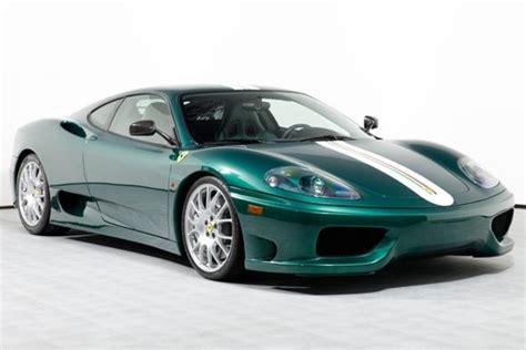 4 ferrari 360 challenge stradale for sale jamesedition collects the crème de la crème of the finest ferraris available for sale around the world. 7 Ferrari 360 Challenge Stradale For Sale - duPont REGISTRY