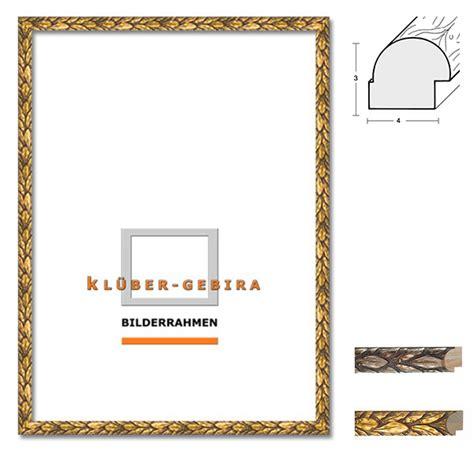 klueber gebira cadre baroque cadiz sur mesure or nouveau verre normal