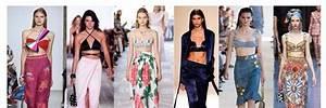 Trends Sommer 2017 : fashion trends spring summer 2017 fashion 2017 trend ~ Buech-reservation.com Haus und Dekorationen
