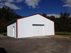 garages and sheds by talbotville construction With 30x32 pole barn