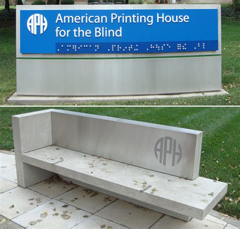 american printing house for the blind new entrance for blind printing house broken sidewalk