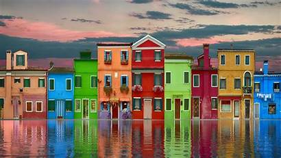 Colorful Buildings 4k Wallpapers Ultra
