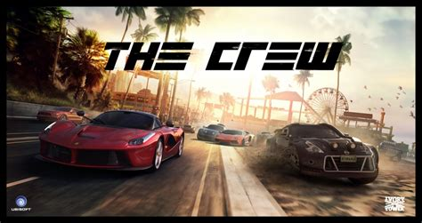 the crew 1 ubisoft sets launch of the crew for november 11