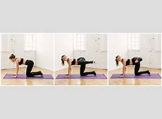 10 Minute Barre Core Workout {Butt + Abs} Nourish Move Love