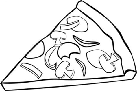 pizza clipart black and white pizza clipart black and white clipart panda free