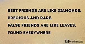 21 Incredibly Inspiring Best Friend Quotes | SayingImages.com