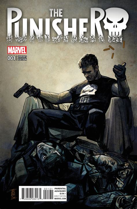 The Punisher #1 (issue