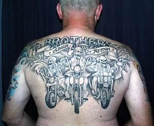 Motorcycle Biker Tattoos | TatRing