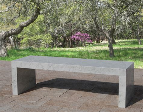 DUNIS STONE, INC Bench Collection   Indoor Benches   austin   by DUNIS STONE, INC.