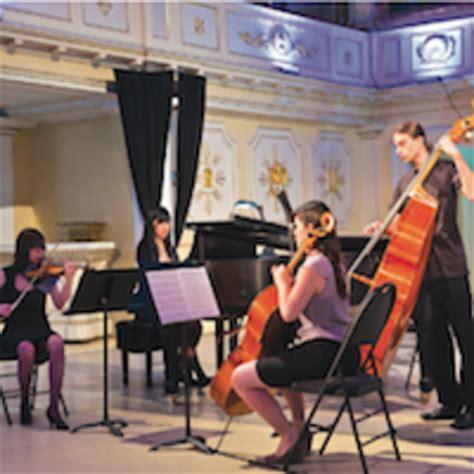 la musique de chambre le festival de musique de chambre événement événements