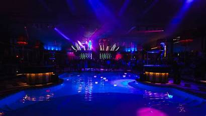 Nightclub Pool Dancing Lighting Resort Lex Grand