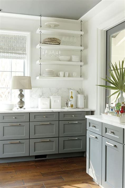 Southern Living Kitchen Ideas - kitchen open shelving the best inspiration tips the inspired room