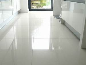 carrelage sol interieur blanc brillant design deco salle With carrelage sol design