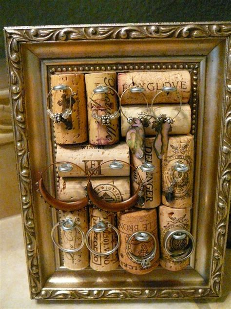 diy  creative ideas     wine cork