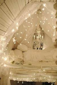 How, To, Use, String, Lights, For, Your, Bedroom, 32, Ideas