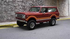 1980 International Harvester Scout Ii For Sale