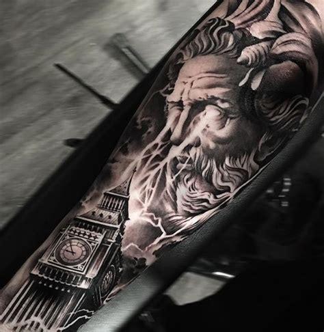 Tatouage Dieu Grec Tattoo Art