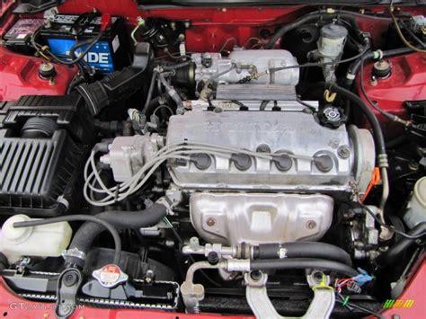 4 6 Liter Sohc Engine Diagram by 1998 Honda Civic Ex Coupe 1 6 Liter Sohc 16v Vtec 4