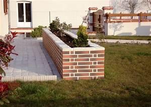 Terrasse Avec Muret : les r alisations terreal decoterreal deco ~ Premium-room.com Idées de Décoration