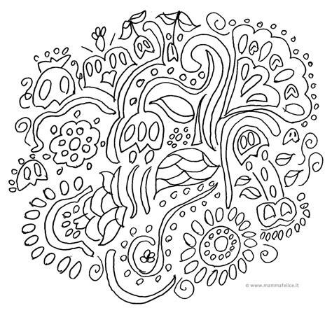 mandala da colorare immagini grandi fiori mandala da colorare mamma felice
