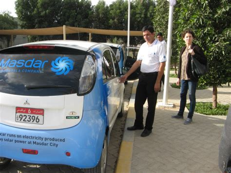 Vehicles That Run On Electricity by Masdar City Does It A Bright Future Cleantechnica