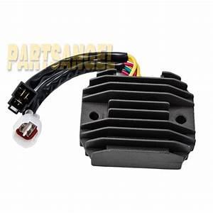 Voltage Regulator Rectifier Arctic Cat 400 2x4 4x4 Tbx Vp