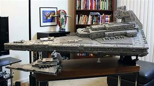 This LEGO STAR WARS Imperial Destroyer Couldn't Be More ...