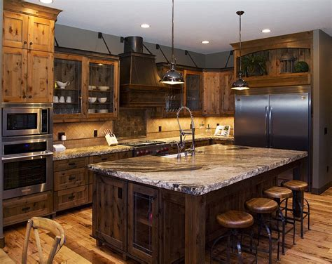 big kitchen island designs remarkable large kitchen island from reclaimed wood
