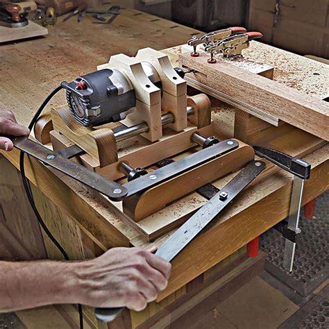 shop  horizontal mortiser woodworking plan  wood