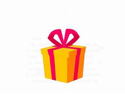 Happy Gift Dribbble