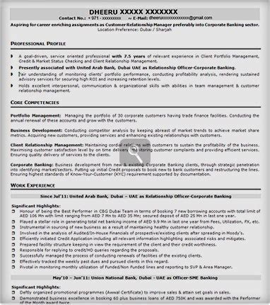 sle resume format for gulf countries sle resume