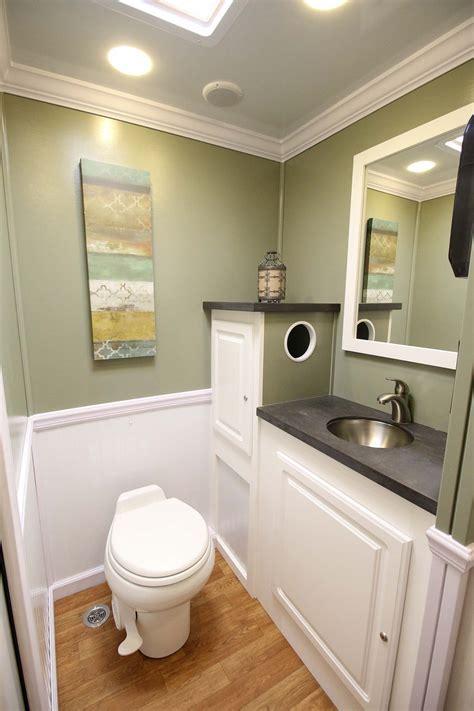 stall restroom trailer rental partytime rentals