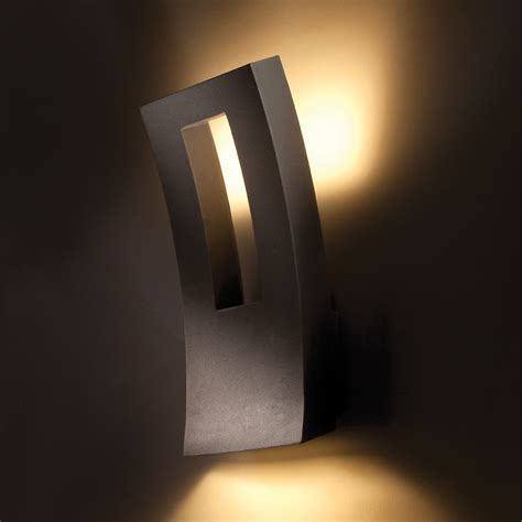 contemporary outdoor wall lights scone and